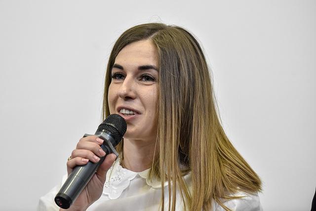 Олена Тисленко